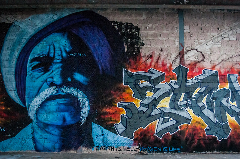 Teufelsberg Berlin abandoned buildings