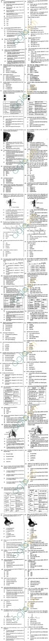 NEET UG 2013 Question Paper - Set Z