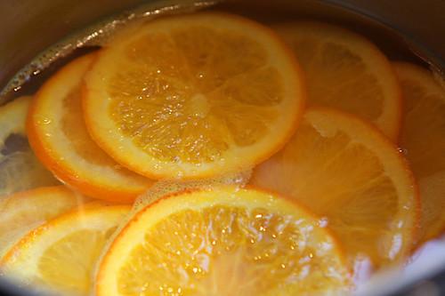 candied orange recipe