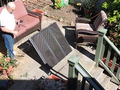 Harbor Freight Solar Kit (12)
