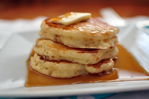 Buttermilk Pancakes 6