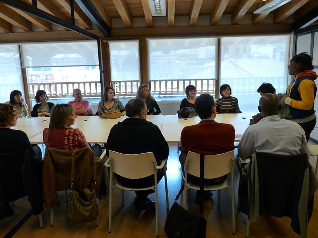 Grupos de conversación / Mintzapraktika taldeak