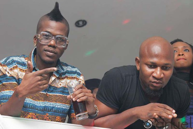 8630512087 a514d3444a z Photos: Ciroc, stars, hot babes and more at Banky W 32nd Birthday party