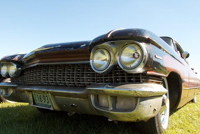 Cadillac smile