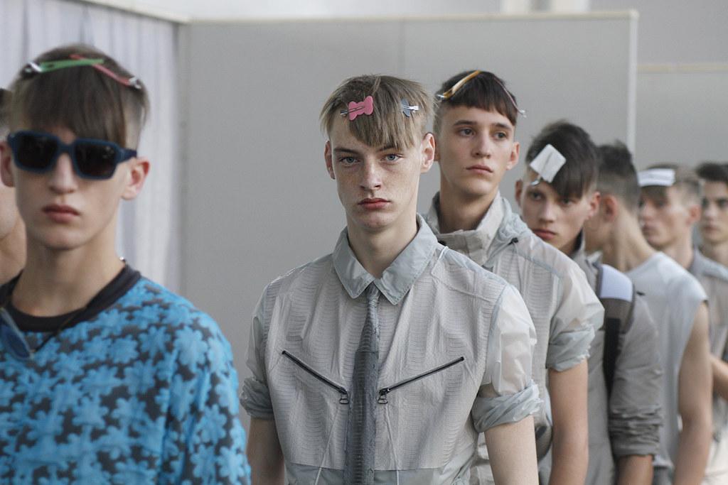 2012_07_01 Lanvin SS 13 Menswear Show Backstage - Paris Mens Fashion Week - Hypebeast Exclusive - Tuukka Laurila - 7