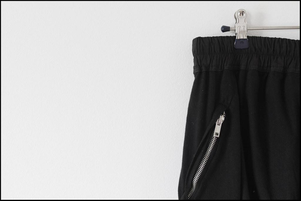 Tuukka13 - New Shorts x2 - Rick Owens DRKSHDW - Black Swinger Pod Short - 2