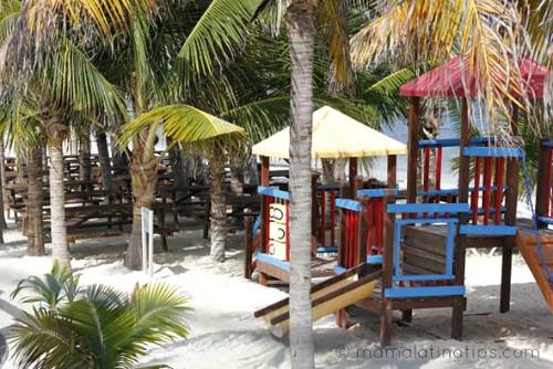 resbaladillas playa