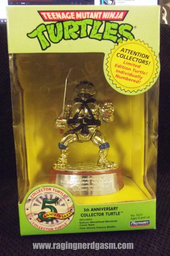 Teenage Mutant Ninja Turtles_5th aniversary collection turtle_01