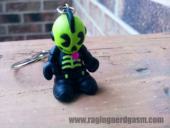 Kid Robot Super Mini Vinyl Figures Key ChainSeries 404