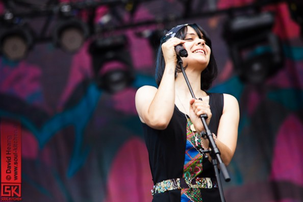Bat For Lashes @ Musilac 2012