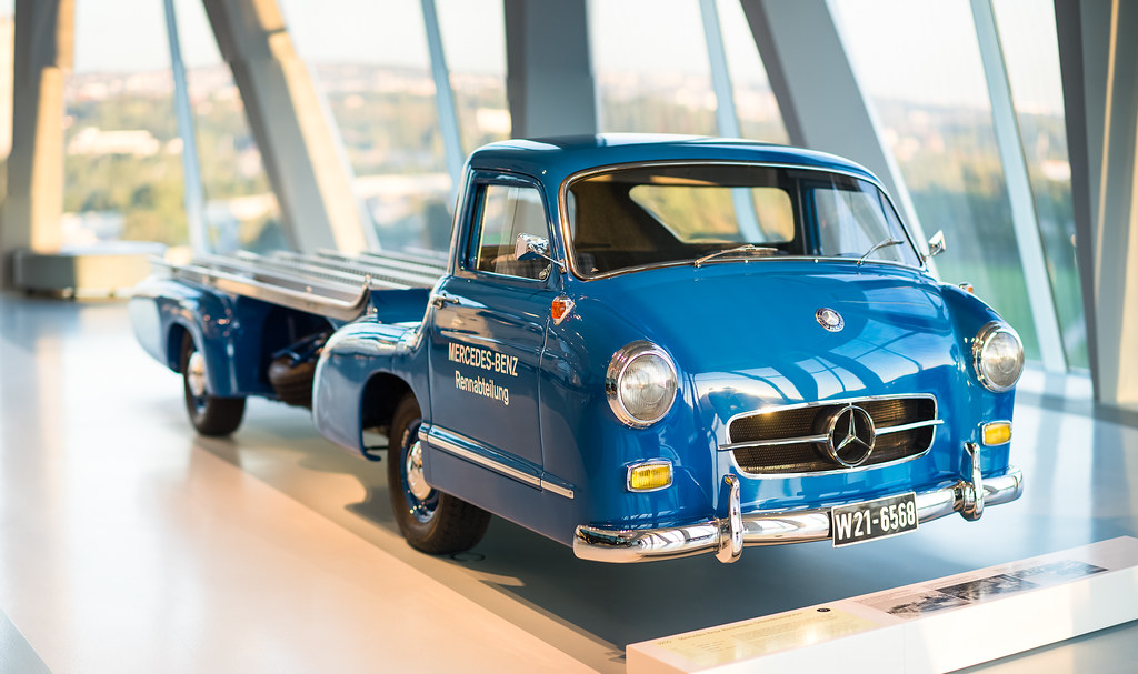 A Night at the Museum - Mercedes Benz Museum