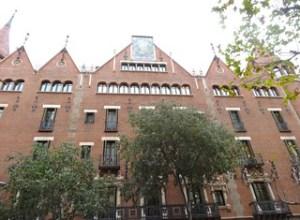 Building by Josep Puig i Cadafalch, Barcelona