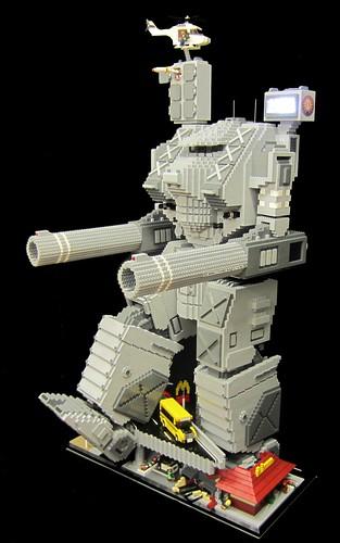 "LEGO Mech ""Warhammer"""
