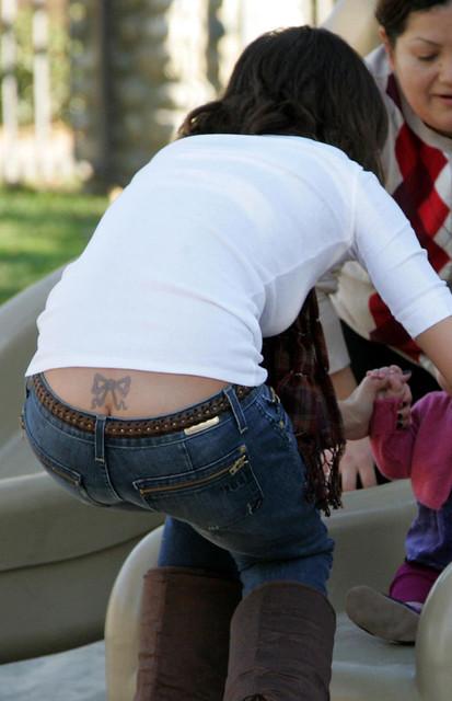 jessica alba's tattoos