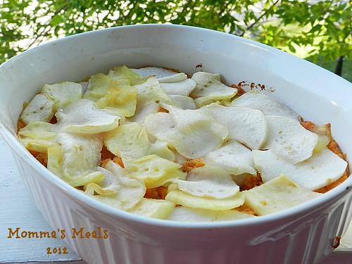 Apple Topped Sweet Potato (5)