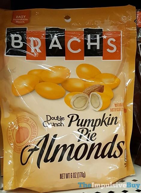 Brach's Double Crunch Pumpkin Pie Almonds