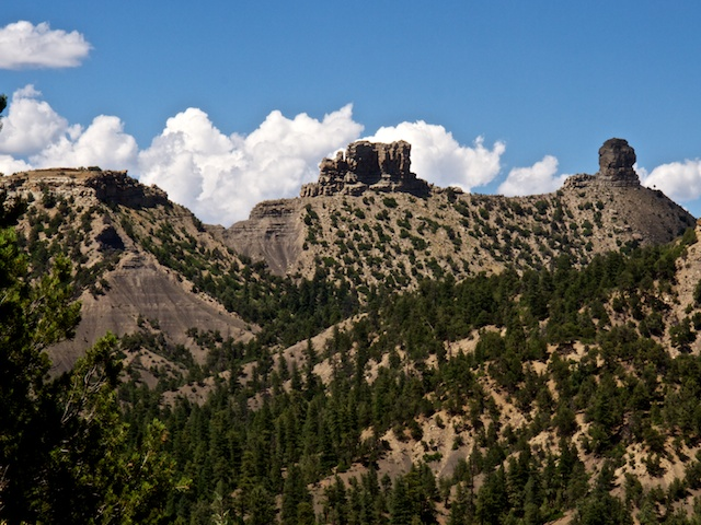 Getting to Chimney Rock