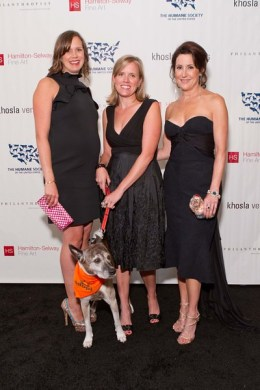 Humane Society Awards, 2012, The Humane Society of the United States recently celebrated the life-saving work of The Humane Society's Animal Rescue Team in San Francisco.