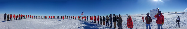 2013-01-01 New South Pole Marker