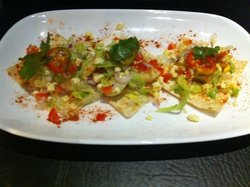 The Merrywell fish taco