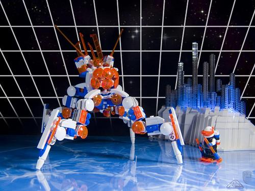 Ice Spider 01