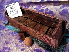 <p>Commissioned Chocolate As Art, handcrafted by Richard Tango-Lowy. SOLD</p>