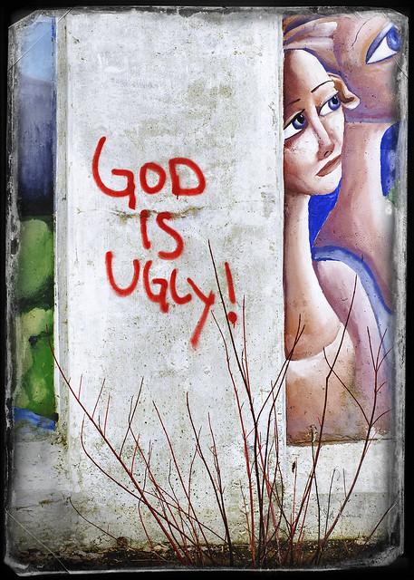 God Is Ugly