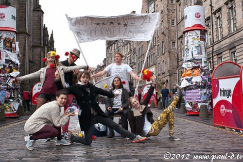 8094845401 1947ae70d6 The Edinburgh Fringe Festival 2012