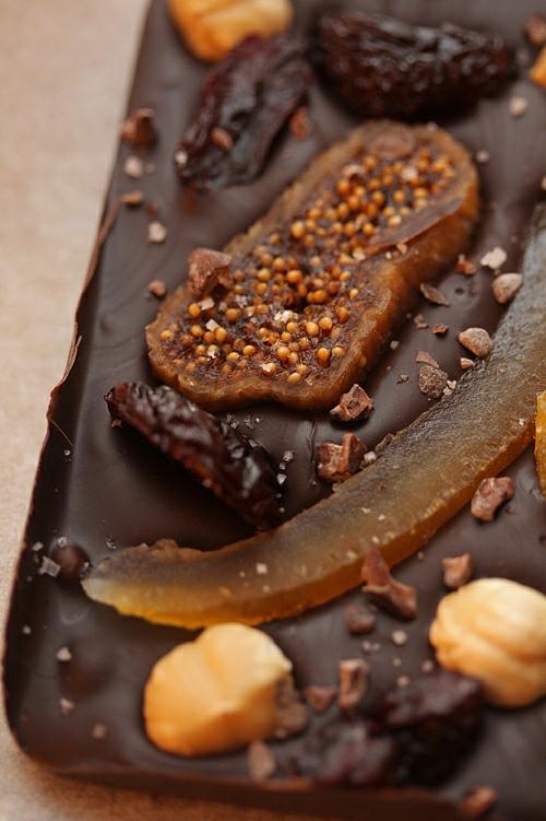 how to make chocolate bars