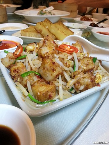 Maju Palace Pan Fried Radish Cake