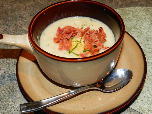 Baked Potato Soup (2)