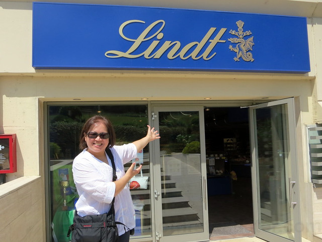 Lindt Outlet at The Mall, Florence