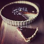 Gluten-Free Peanut Butter Chocolate Tart