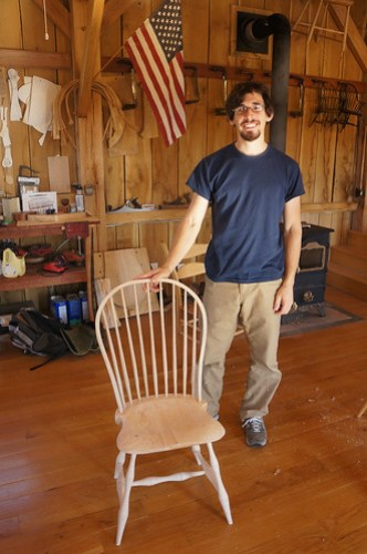 Windsor Chair Finished