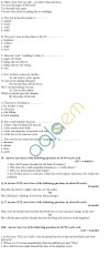 CBSE Board Exam 2013 Sample Papers (SA1): Class IX   English Lang. & Lit.