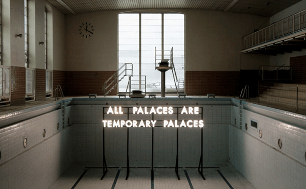 TUUKKA13 - INSPIRATION: NOTES ABOUT INTERIOR DESIGN Part 2 - Robert Montgomery's Echoes of Voices in the High Towers