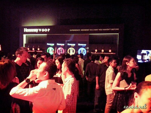 the pinnacles of Hennessy Artistry 2012