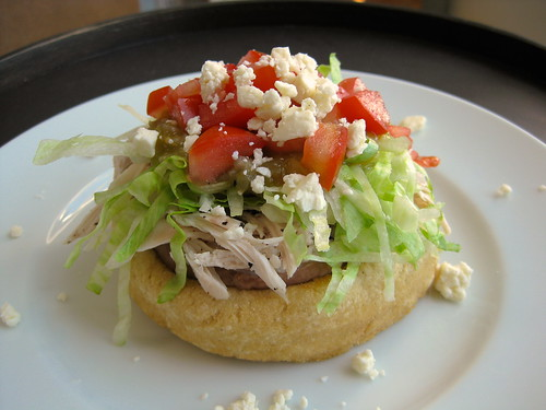 Paleo Mexican Sopes
