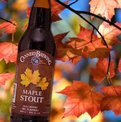 Maple Stout   Cannery Brewing Company