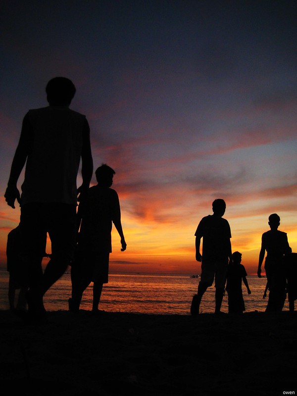 MULTIPLY ARCHIVE | La Union | Sunsets | Owen