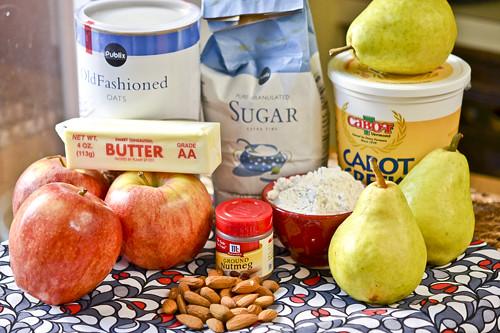 Apple & Pear Breakfast Crisp 17