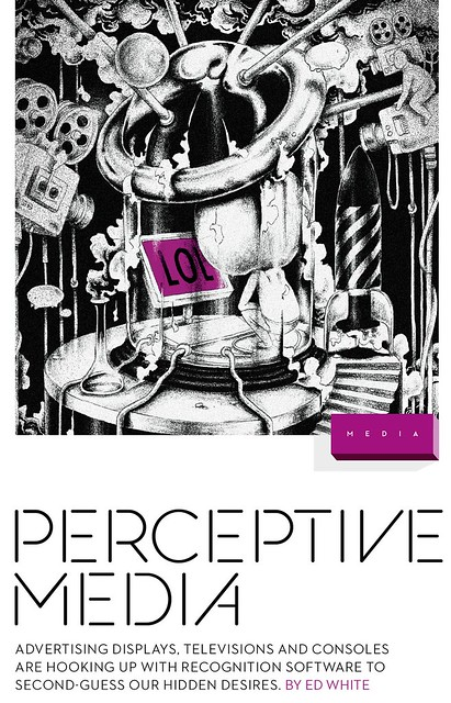 Perceptive Media in Wired Magazine
