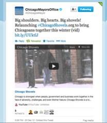 Mayor Emanuel Announces Chicago Shovels for 2012