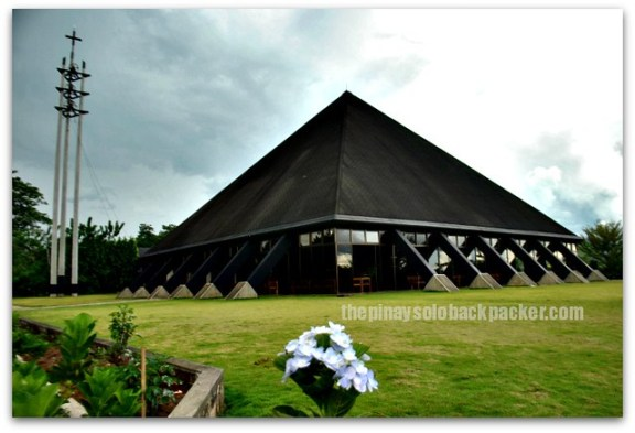 Monastery Of Transfiguration in Malybalay, Bukidnon