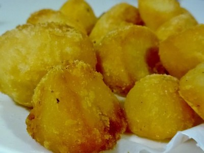 Editor Dani's goose fat roast potatoes