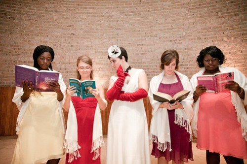 Literary Bridesmaids