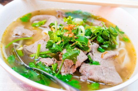 Jimmy's Recipe beef pho