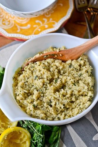 Herbed Quinoa-11