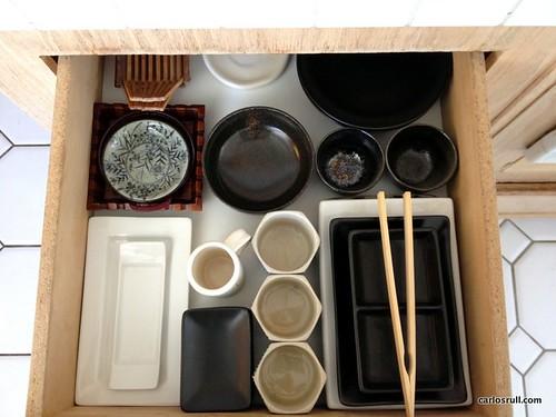 Japanese Ceramics, Cups, Plates