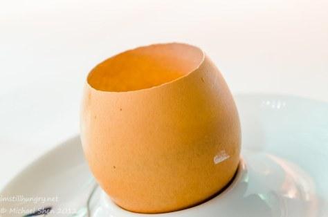 Marque - Sauternes custard
